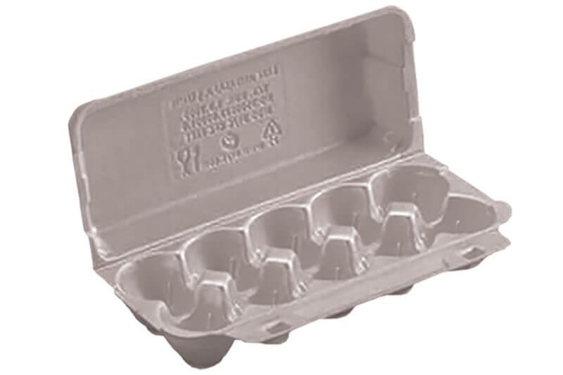 Ambalaza za jaja od stiropora i pakovanje 10 komada jaja