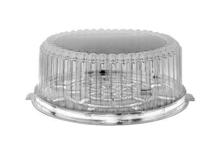 Ambalaža za okrugle torte od OPS plastike