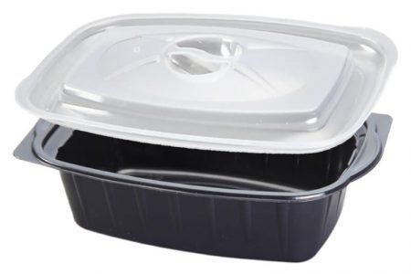 Ambalaža za toplu hranu od polipropilenske plastike