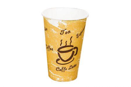 Čaše od kartona sa poklopcem za kafu i čajeve