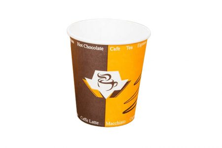 Papirne čaše sa poklopcem za kafu, čaji ostale tople napitke