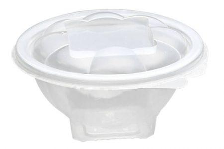 Plasticne činije sa poklopcem za hranu - Za prodaju i dostavu hrane