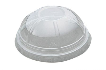 Poklopac za plastične čaše bez rupe