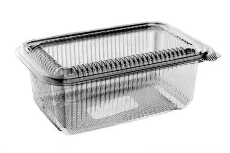 Posude za hranu za poneti od PET plastike sa poklopcem