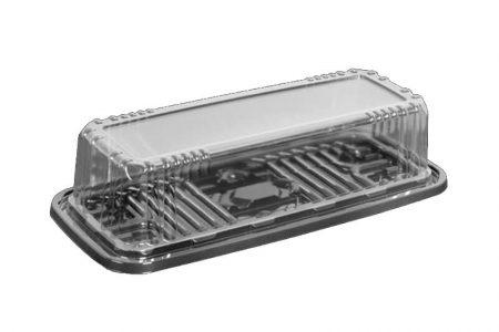 Posude za rolate od plastike za jednokratnu upotrebu
